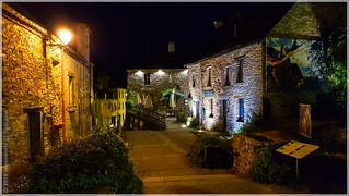 La Gacilly, by Night | by remosworld