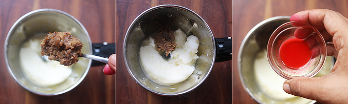 How to make gulkand milkshake recipe - Step2