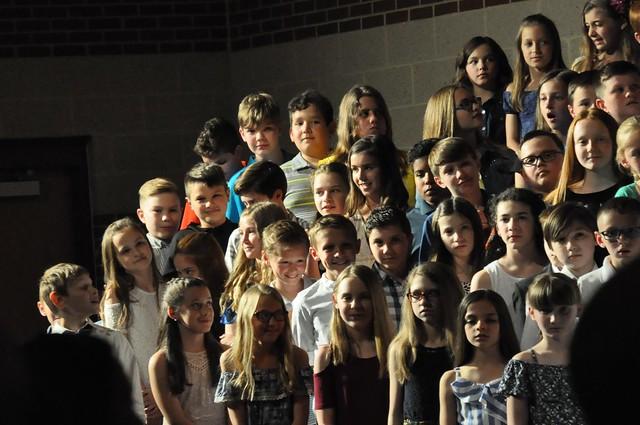 5th Grade Chorus Concert