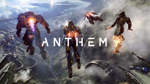 New Anthem trailer coming June 9, checkout the Video