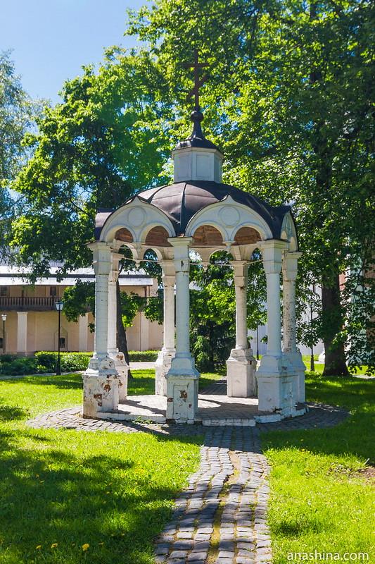 Киворий, Спасо-Евфимиев монастырь