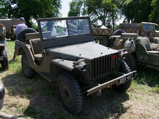 Bantam 40 BRC jeep 4X4, Fujifilm FinePix S100FS