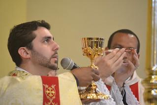 04 06 2018 Missa Padre Guilherme em Araras