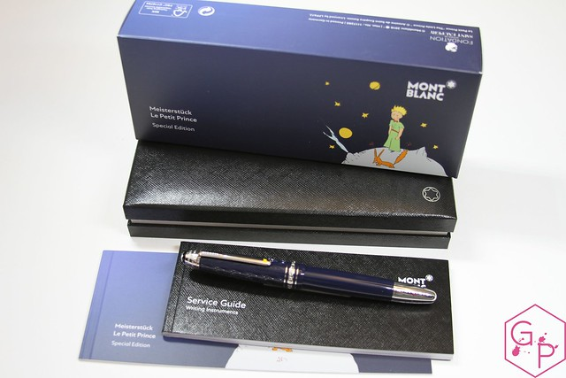 Montblanc Le Petit Prince Fountain Pen Collection Overview @Montblanc_World @AppelboomLaren 40