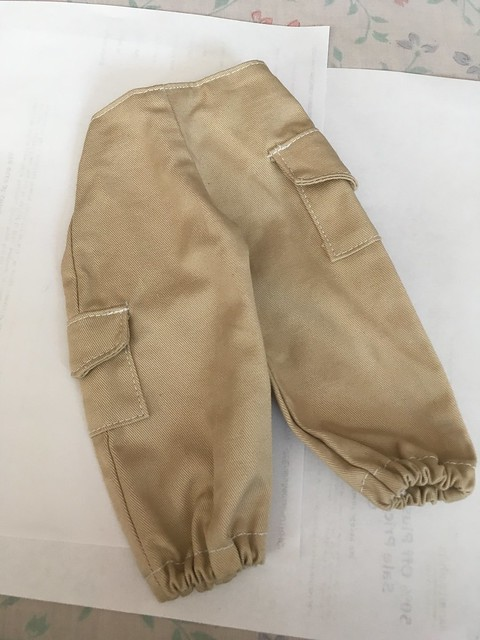Casual cargo capris SD sized girls 8