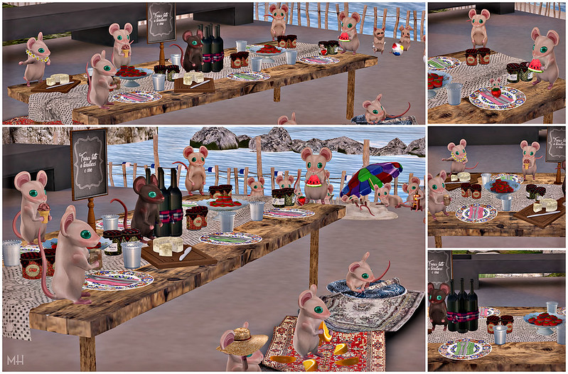 Mouse Invasion - The Picnic