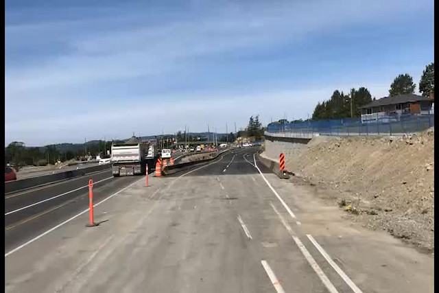 New on/off ramps