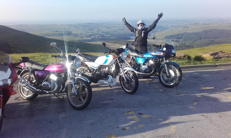 Evening rideout with chips Thursday 7th June 42672951801_9b37a3b985_c