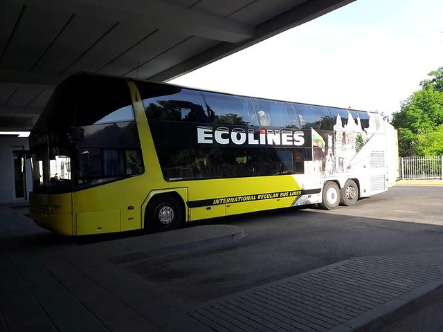 Ecolines Bus 2018