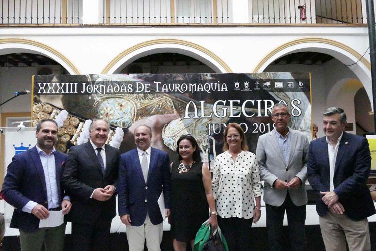 IX PREGÓN TAURINO DE LA FERIA DE ALGECIRAS 2018, A CARGO DEL PERIDISITA DE CANAL SUR TV, JUAN BELMONTE LUQUE3