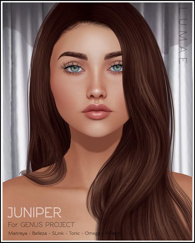 !Lumae - Genus Project - Juniper