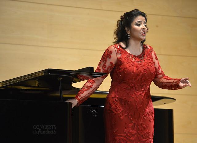 Concerts a la Fundació: Canciones y Arias