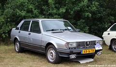 Alfa Romeo Giulietta 2.0 1983