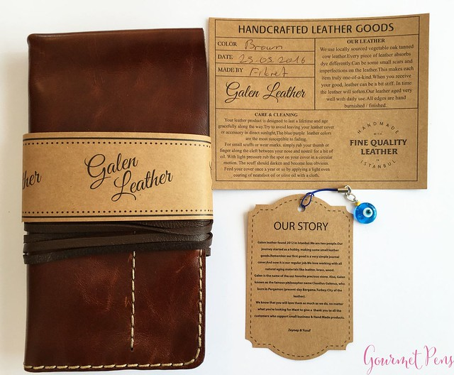 Galen Leather Tool Wrap Review @Galen_Leather 13