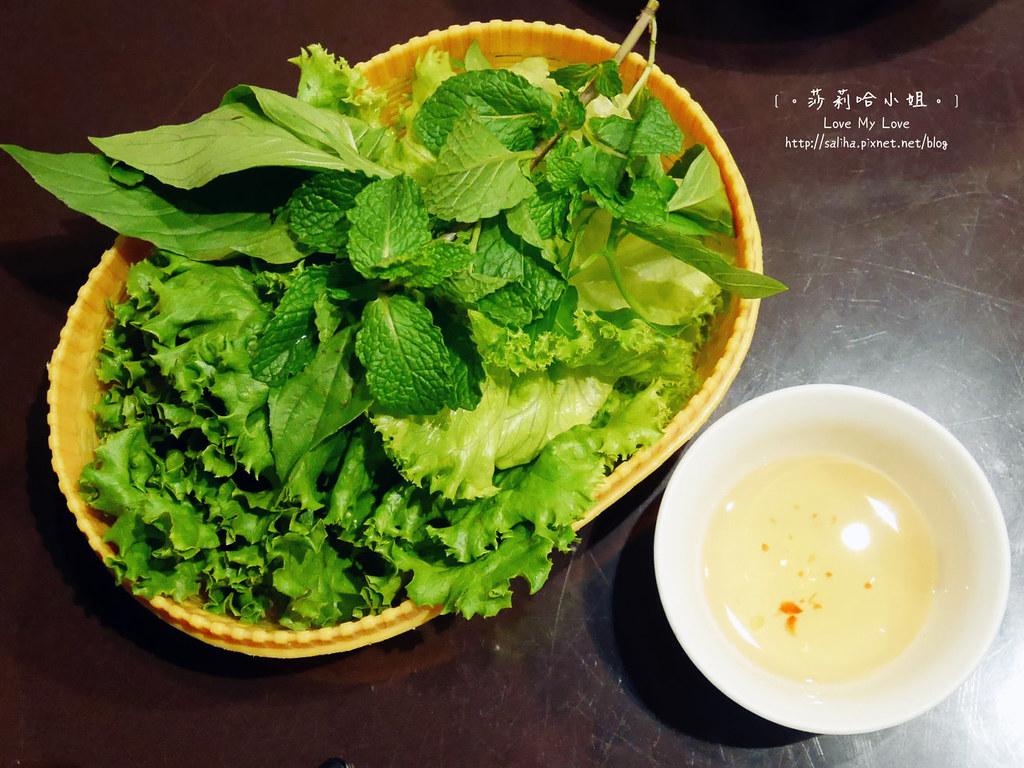 台北公館站美食推薦翠薪越南餐廳 (7)