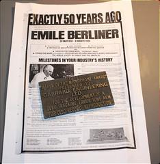 Garrard 1971 Emile Berliner Award 4