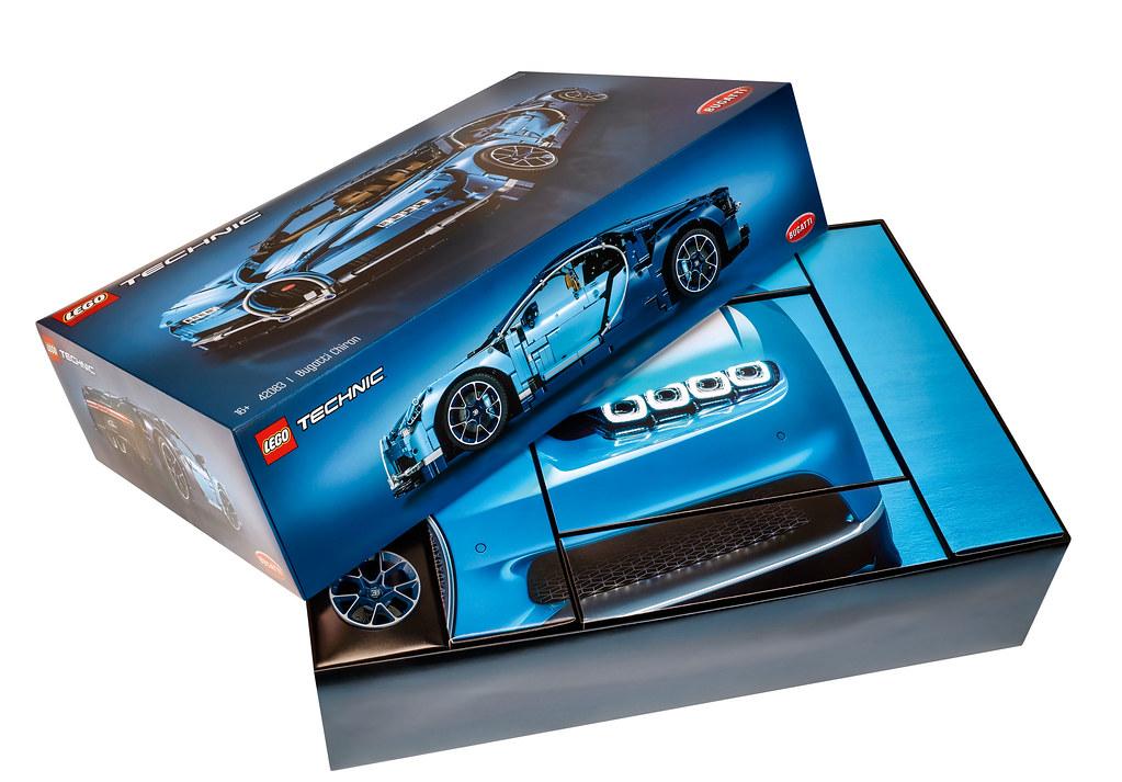 LEGO Technic Bugatti Chiron (42083) 4