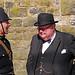 1940s Bobby & Sir Winston 'Winnie' Churchill.