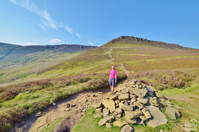 Peak District - Edale via Kinder Downfall hike