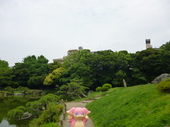 Audino in Fukagawa, Tokyo 126 (Kiyosumi Garden)