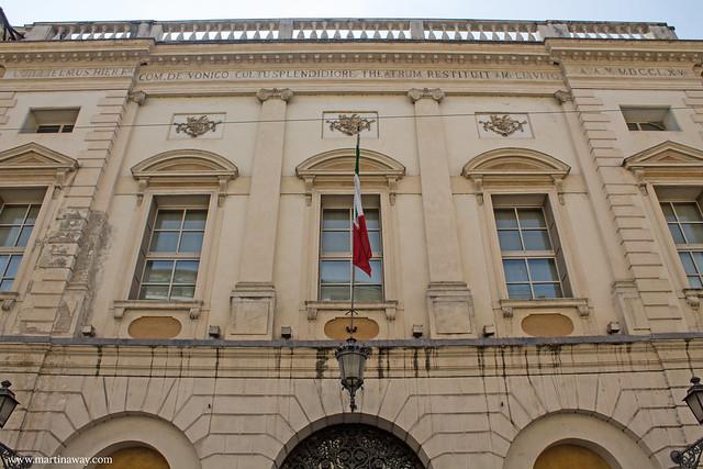 Teatro Mario Del Monaco