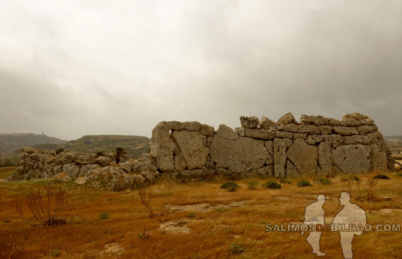0297. Templos de Ggantija, Xaghra, Gozo
