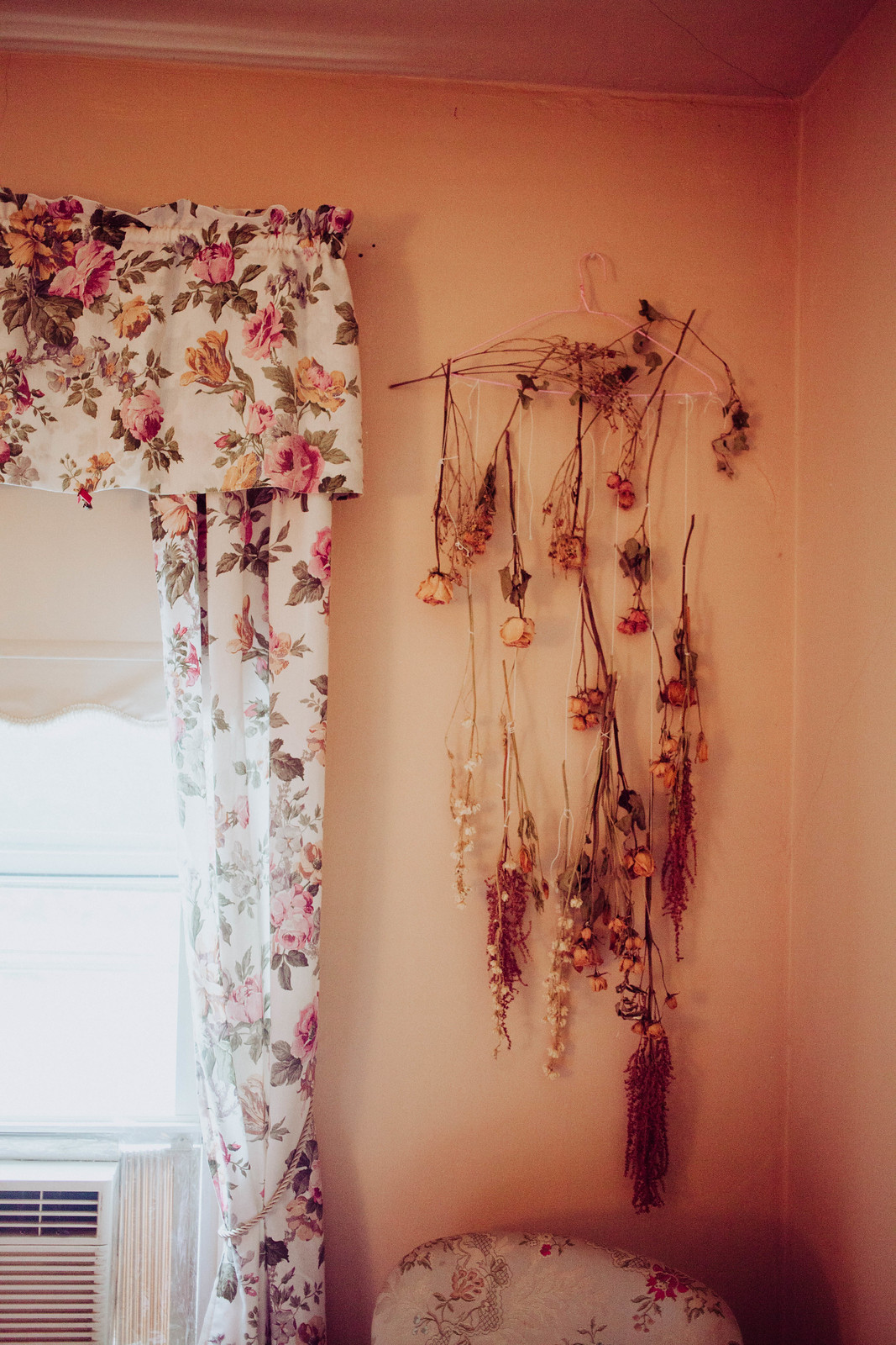 Dried Flower Art DIY