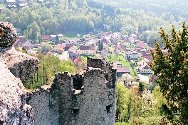 Hiking around Flossenbürg - Gaisweiher