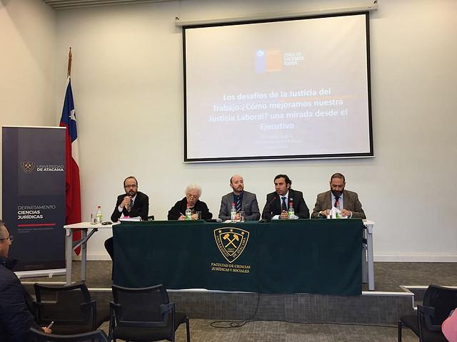 Ministro (s) Fernando Arab visitó la Región de Atacama