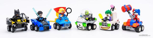 LEGO 76092 76093 76094 DC Comics Mighty Micros