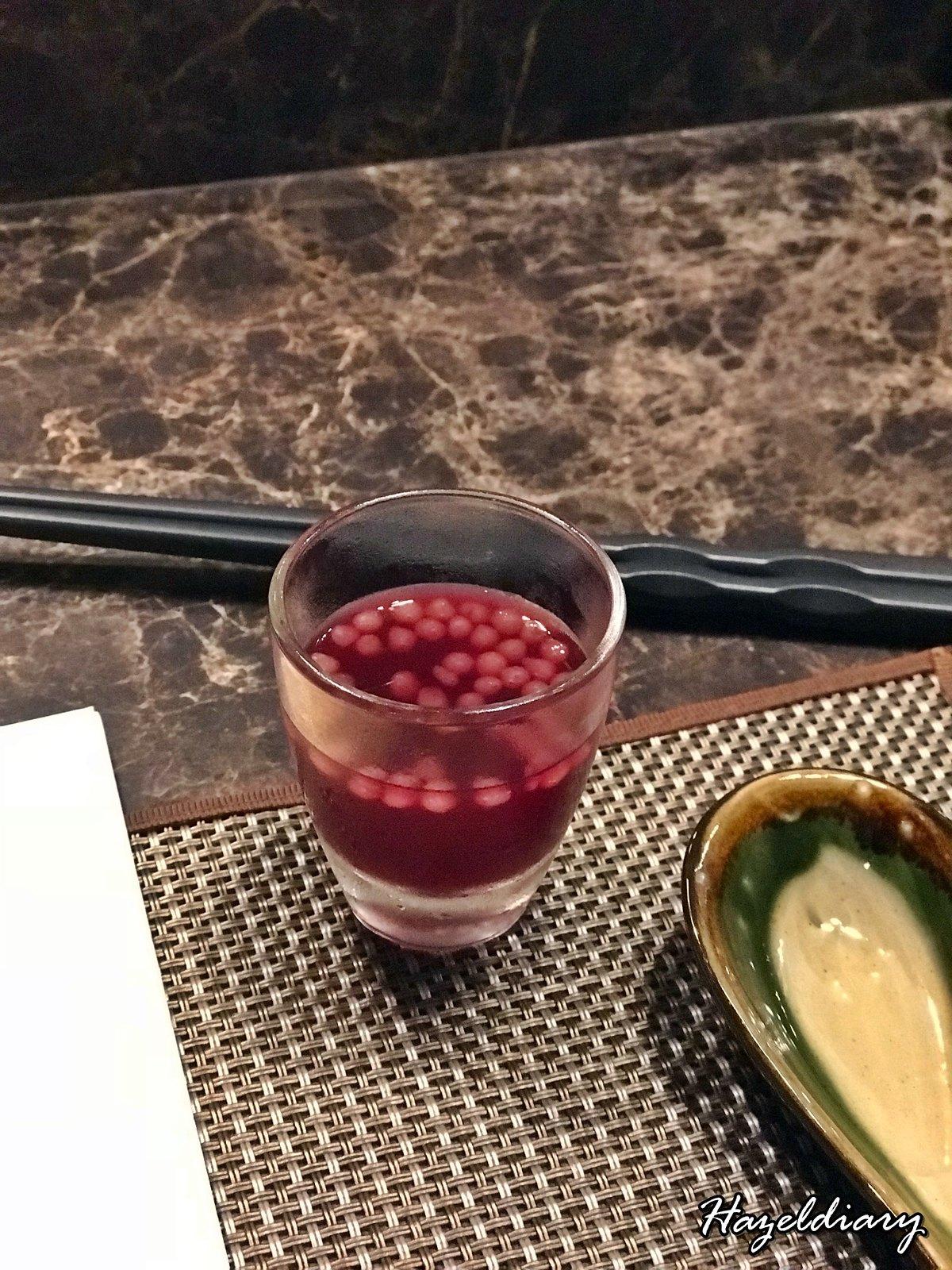 Rakuya-Berry Juice