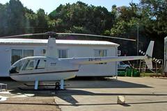 ZS-RTC Robinson R-44 Raven II [10032] (NAC Training) Durban-Virginia~Z