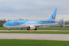 TUI Airways Boeing 737-800 G-TAWH