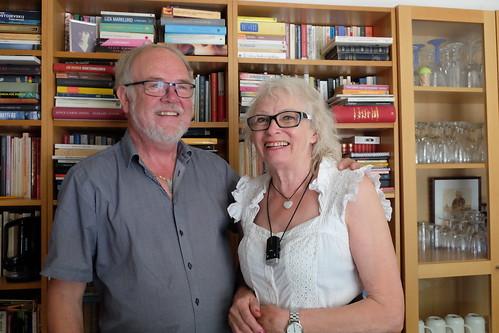 Bo Westanbäck och Lili Stenmark