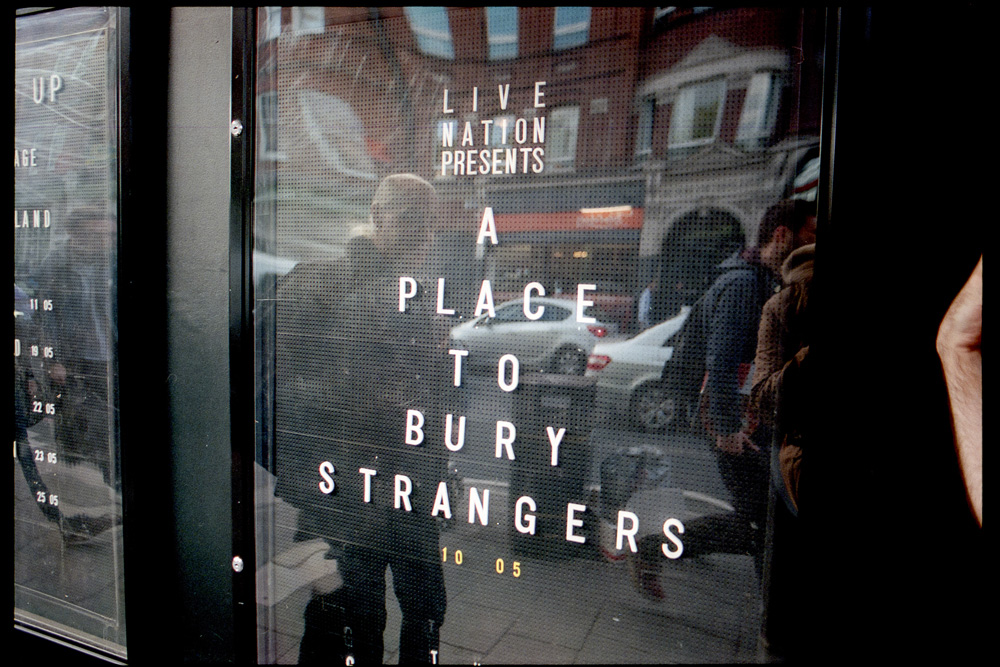 BTS: A Place To Bury Strangers