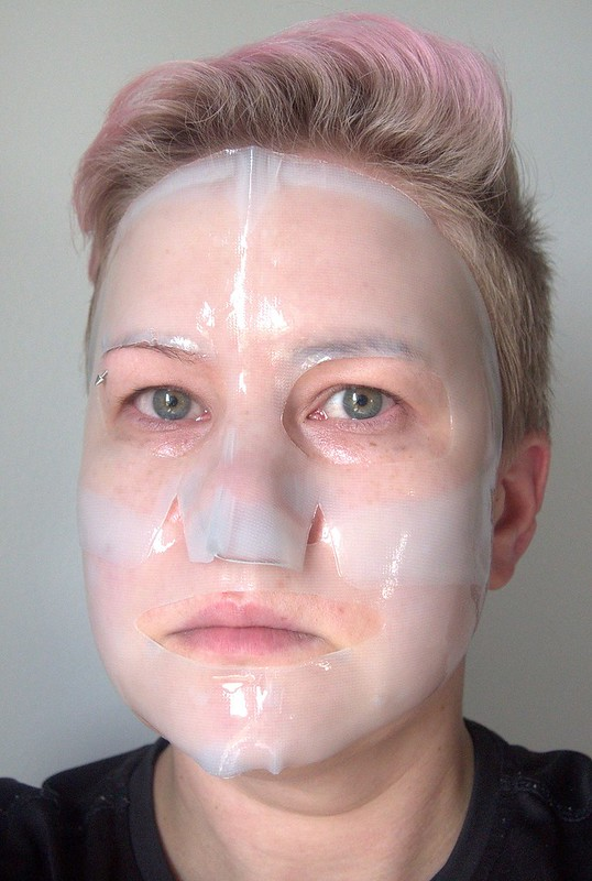 Naturel Hydrogel Aqua Face Mask