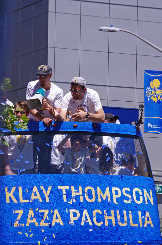 Klay and Zaza