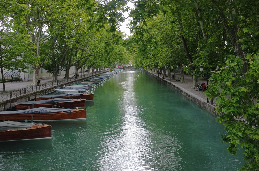 kanal annecy