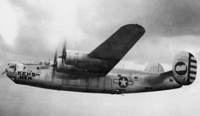 B-24 Petty Gal