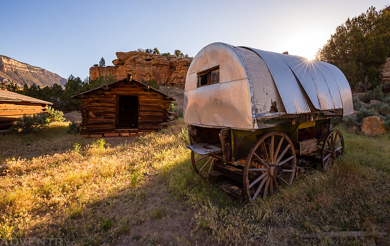 Chew Ranch Wagon