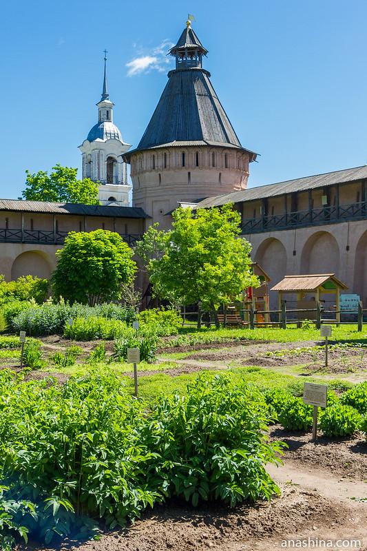 Спасо-Евфимиев монастырь, Суздаль