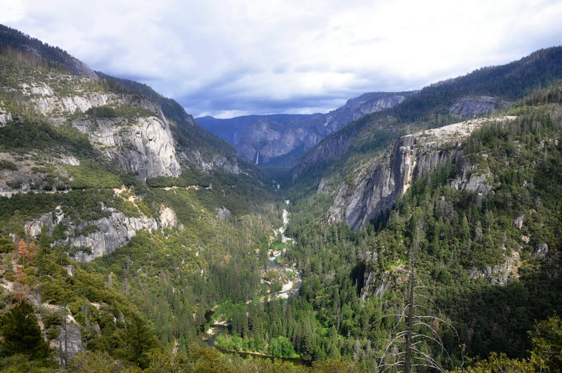 Yosemite Valley View @ Mt. Hope Chronicles