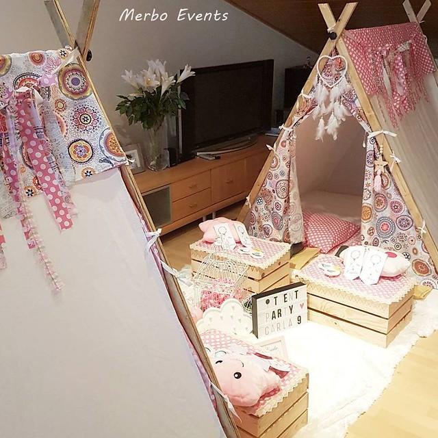 pijamada merbo events