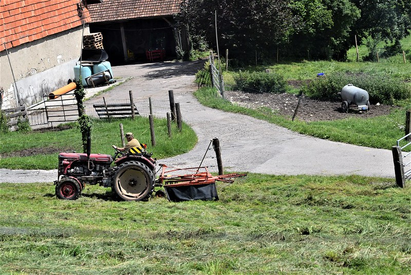 Mowing machine 08.06.2018