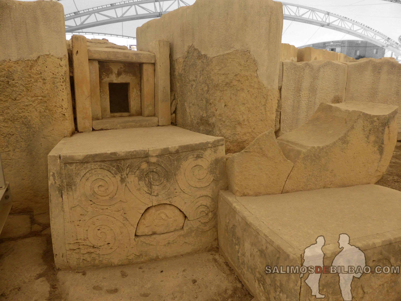 0671. Templos Tarxien, Malta