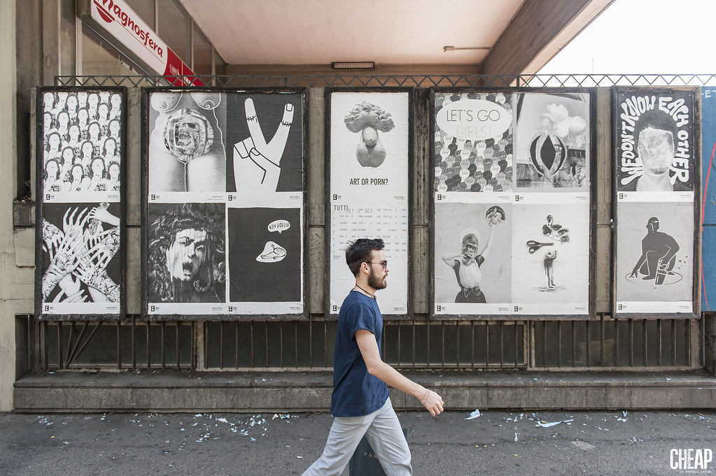 CHEAP   CALL for ARTIST 2018