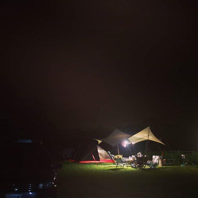 20180608 不露 會blue Blue 了三週 終於睡在草地上了 #歐北露 #campinglife #ilovecamping #soulwhat #PlatoBlack #OutfitteringWingCOTTON