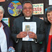 Valerie Flessati, Father Fernandes & Pat Gaffney