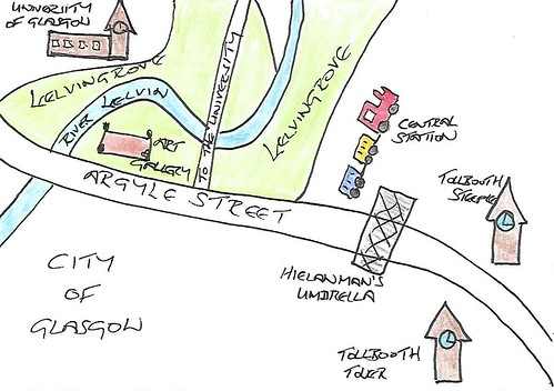 Argyle St, Glasgow