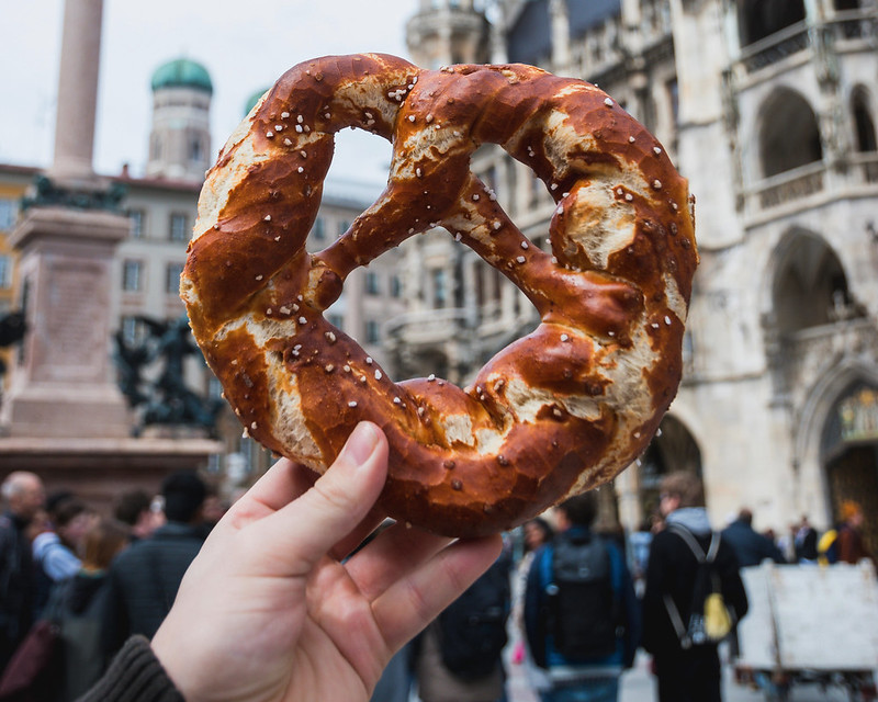Pretzel Munich